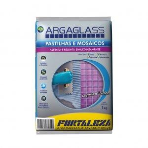 Argaglass Fortaleza branca - 01KG
