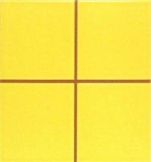 Revest Quarter Pierini 20x20 amarelo