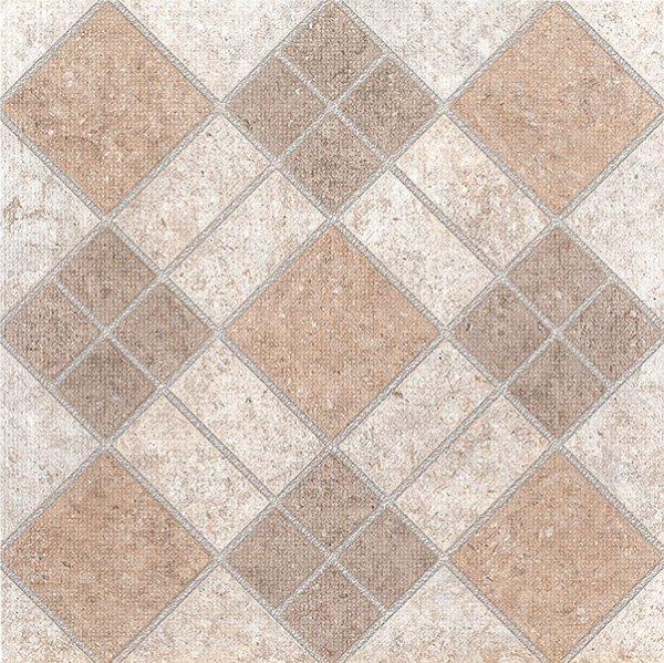 Piso Pedra Anti-deslizante 4060 43x43 - VIVA