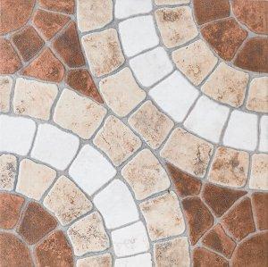HD Pedra Rocca Brown 53x53 cm - VIVA